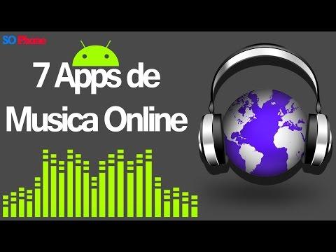 Top 7 Apps para escuchar musica Online GRATIS!!