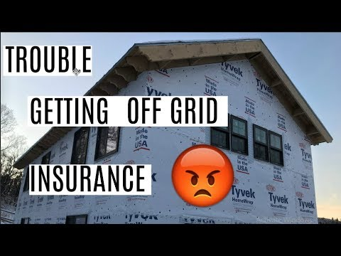 DIY Home Build: Trouble Getting Insurance (Home Owners)