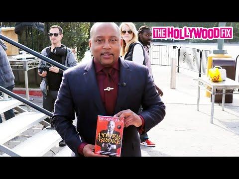 Daymond John From Shark Tank Promotes His New Book