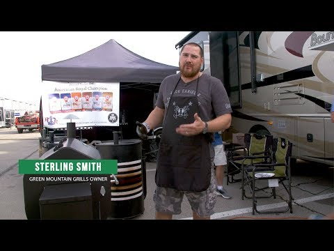 Sterling Smith | Loot N' Booty BBQ | Why He Love Green Mountain Pellet Grills