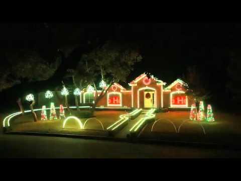 2015 Johnson Family Dubstep Christmas Light Show