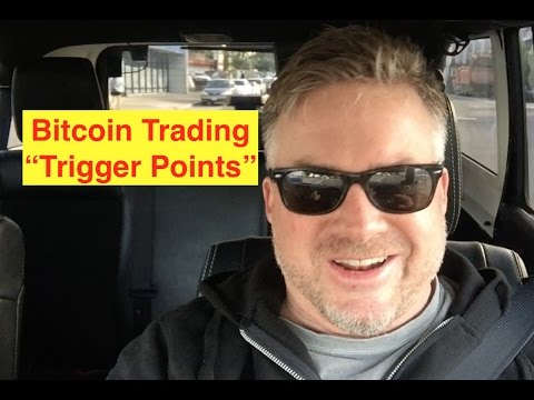 "3 Bitcoin Trading ""Trigger Points"" (Bix Weir)"