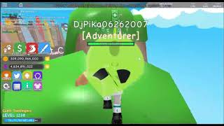 How to glitch out the map in RPG World Plus Giveaway (Roblox)