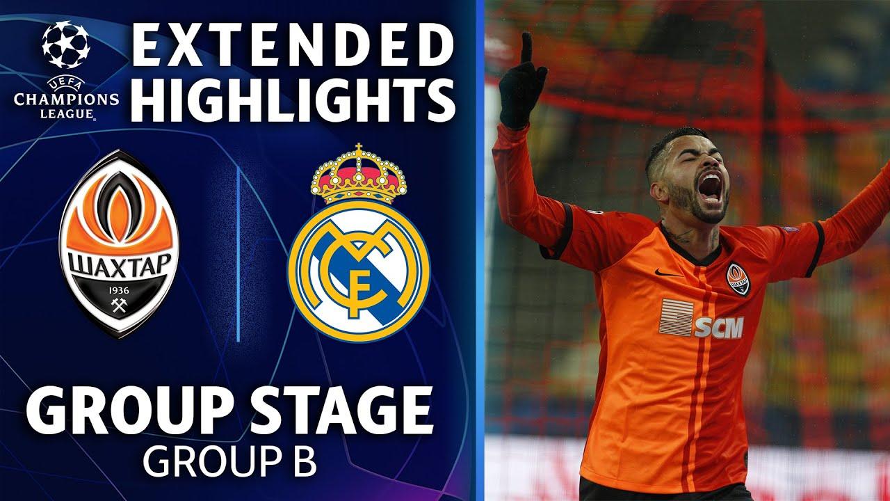 Shakhtar Donetsk vs. Real Madrid on CBS All Access: Live stream ...
