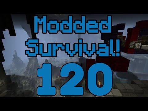 Minecraft- Modded LP [Ep 120] Blast Mining!
