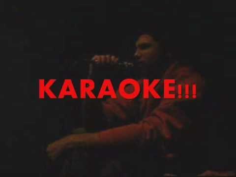 Karaoke party!!!