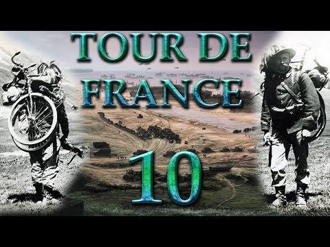 Hearts of Iron 4 Tour de France 10 Fahrradtour durch Sibirien (Deutsch / Let's Play)