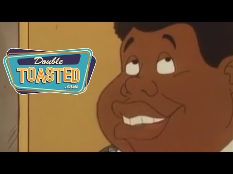"FAT ALBERT SHOW ACTUALLY USED THE WORD ""RETARDED"" - Double Toasted"