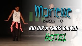 Marielle Caldwell:: Kid Ink ft. Chris Brown - Hotel:: Choreography by Matt Tayao