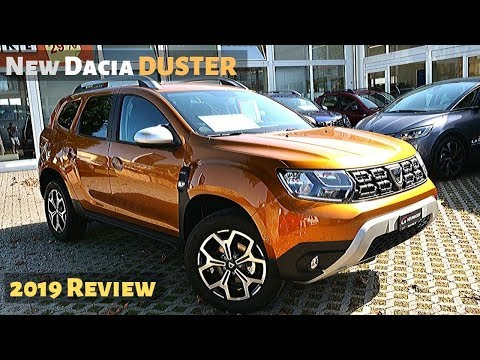 New Dacia DUSTER 2019 Review Interior Exterior l Cheapest SUV