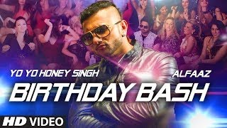 Dilliwaali Zaalim Girlfriend | 'Birthday Bash' FULL VIDEO SONG | Yo Yo Honey Singh, Alfaaz
