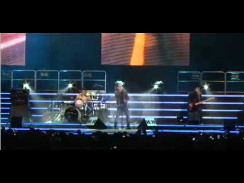 Vittima - Modà (live Corriere TV Night Live 13.09.11)