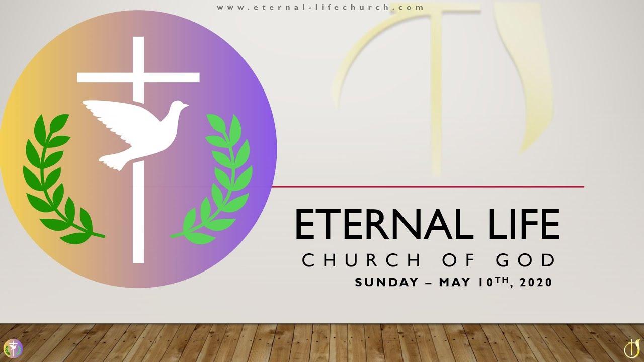 SUNDAY WORSHIP May 10th