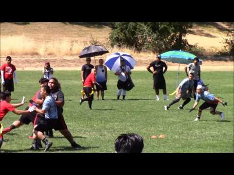 Hmong Play Football - SEA Games 2017 Sacramento, California