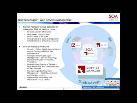 The Impact of SOA on IT  SOA Infrastructure Requirements