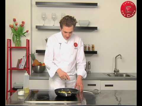 technique de cuisine sauter des pommes de terre youtube. Black Bedroom Furniture Sets. Home Design Ideas
