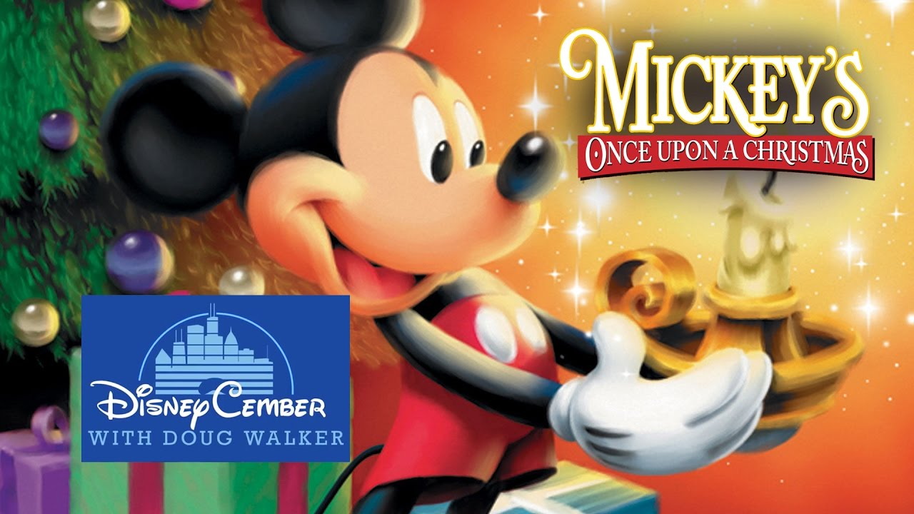 Mickey Once Upon A Christmas.Mickey S Once Upon A Christmas Disneycember