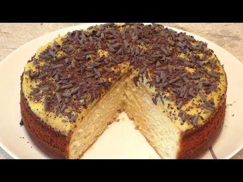 Творожный пирог с апельсиновым курдом и шоколадом. Нежный, тает во рту! Несложный в приготовлении.