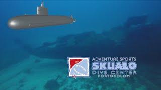 Submarine-Diving with SKUALO Portocolom & Alcúdia