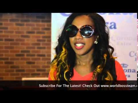 Vanessa Bling - Future Guaranteed | On Fleek Riddim | April 2015 @WorldBossTeam