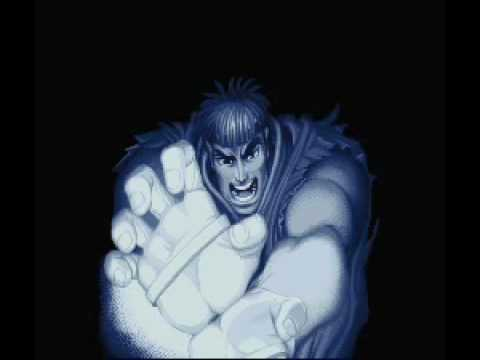 Super Street Fighter II (SNES) Intro