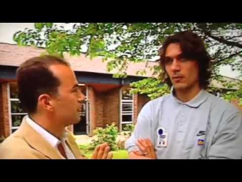 James Richardson Interview w Paulo Maldini