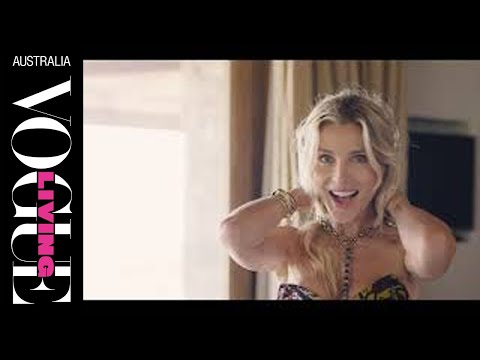 At Home With Elsa Pataky | Celebrity Home Tour | Vogue Living