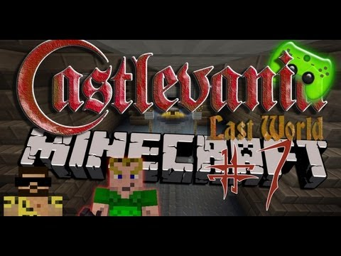 MINECRAFT Adventure-Map # 7 - Castlevania Last World «» Let's Play Minecraft | HD