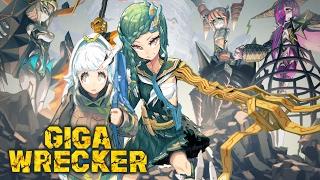 gIGA WRECKER: Official Trailer