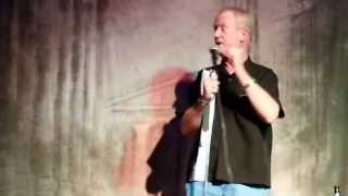 Last weekend for Todd Yohn after 31 years of stand up comedy