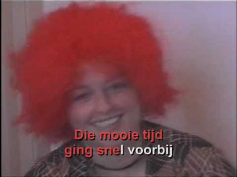 Meisjes met rode haren - karaoke