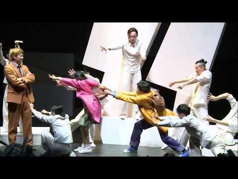舞台【プルートゥ】プレスコール(2018)森山未來、土屋太鳳、大東駿介、吉見一豊、吹越満、柄本明