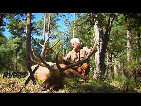 White Mountain Apache Elk with J Alain Smith