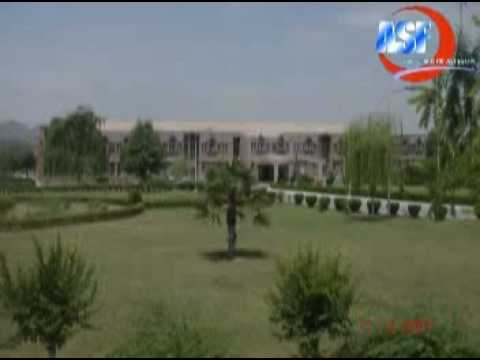 Ayub Medical College Captured by ASF (Ayubian Students Forum