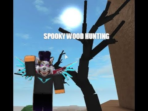 how to get spooky wood in lumber tycoon 2