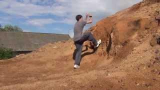 Обучалка-tutorial по Wall flip (заднее сальто от стены) (Tracerok)