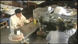 Tiro no Bar | Pegadinha com Gibe | Programa Silvio Santos