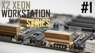 x2 XEON WORKSTATION SERIES #1 The Motherboard ASUS Z10PE-D8 WS