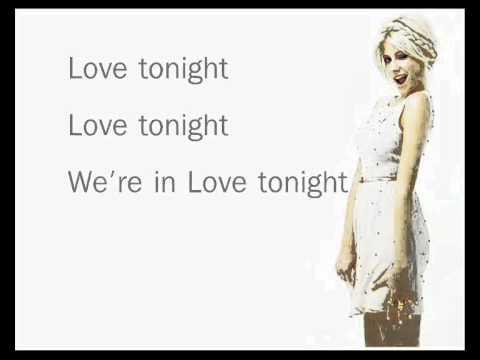Pixie Lott- Kiss The Stars - Lyrics HQ