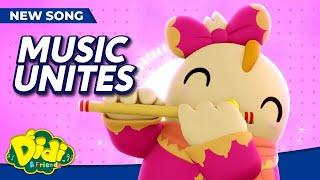Music Unites   Nursery Rhymes & Songs For Kids   Didi & Friends English
