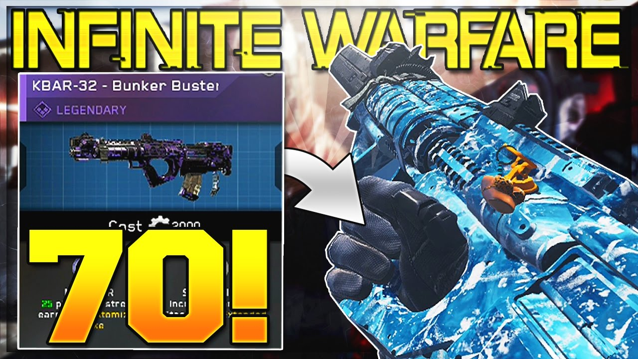 70 KILL TDM IN INFINITE WARFARE FIRST TIME USING A SCUF CONTROLLER IW CHALLENGE