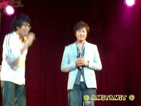 08082009 Andy Love In BKK Andy Sa rang hae yo !!!