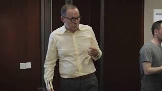 Лекция Игоря Лисиненко – «Корпоративное управление и лидерство. Современные международные тренды»
