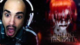 PULANG IS OFFICIALLY HERE AND IT'S TERRIFYING | Pulang: Insanity Demo | Part 1 | Ending