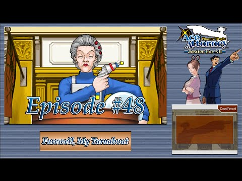 Phoenix Wright: Justice For All - Masked Identity, Stolen Gossip - Episode 48