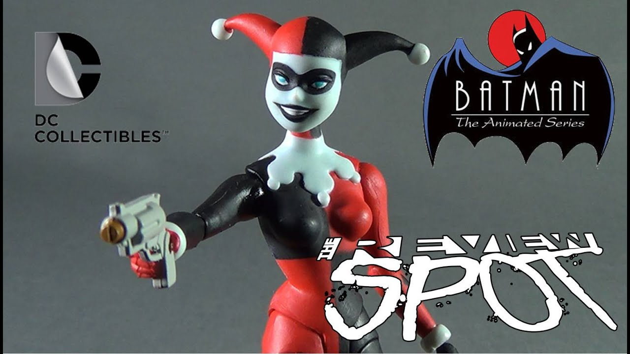DC Collectibles Batman The Animated Series Harley Quinn Action Figure