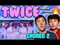 TWICE - 'CRY FOR ME' REACTION!! Choreography 2