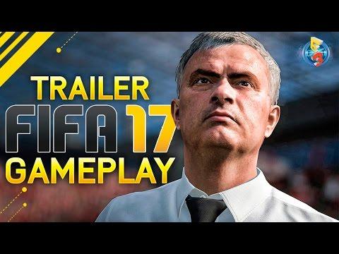 FIFA 17 TRÁILER GAMEPLAY E3 | NUEVO MODO, LICENCIA, GRÁFICOS & MÁS | RESUMEN E3