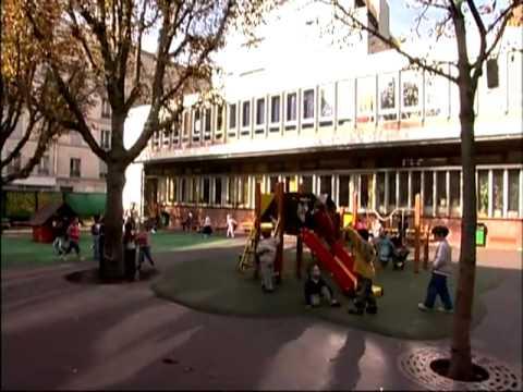 Материнские школы Франции (детские сады)