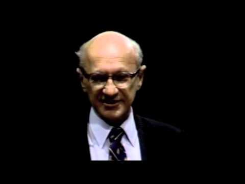 Milton Friedman - The Federal Reserve Caused Great Depression